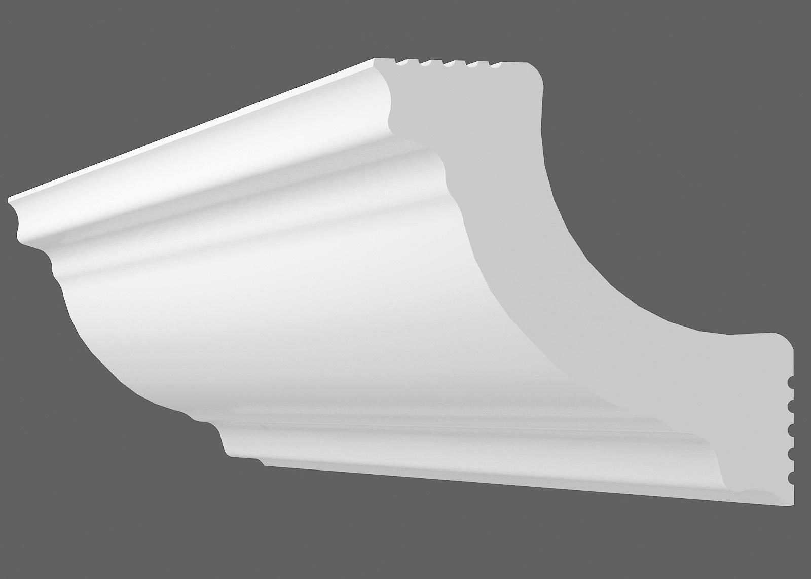 Потолочный плинтус Z-45 (Размер:40х40мм)